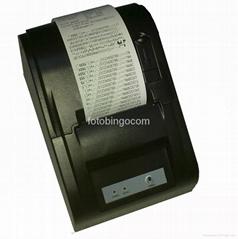USB 58mm POS 5890 Line Thermal Dot Receipt Printer + Free Paper Roll Full Set