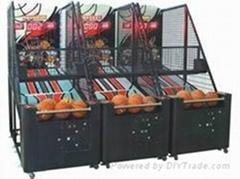 室內豪華籃球機