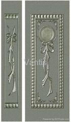 Aluminum Casting Panel for Door