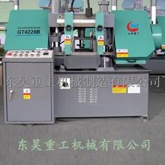 GT4228B數控雙立柱金屬帶鋸床