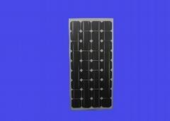 Glass lamination 100W Mono solar panel