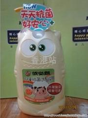 依必朗儿童抗菌洗發水700ML 花果香