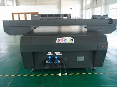 UV flatbed printer in large format