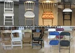 木制折叠椅