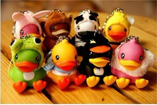PVC rubber duck keychain duck toy - Product Catalog - China - Buy 451e947a00e2