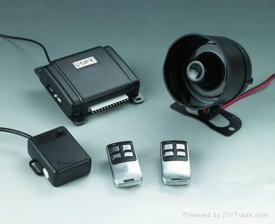Basic one-way car alarm system - EA3 - SPY (China Manufacturer ...