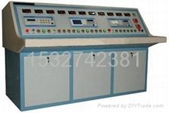 變壓器電氣特性綜合測試台