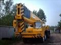 used truck crane TADANO 80T