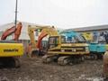 used excavator CAT 320B