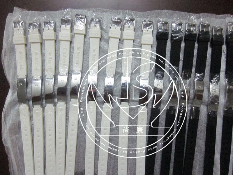 負離子磁鍺鈦手鏈 3