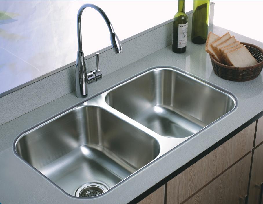 Revere Stainless Steel Sinks Kitchen