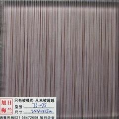上海旭日梅兰夹丝玻璃