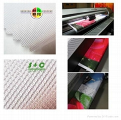 flame retardant direct banner fabric