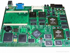 SMT PCBA Surface Mounted Technology DIP OEM