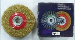 circular brush for machine use