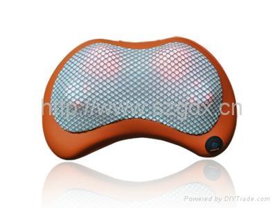 Kneading massage pillow 1