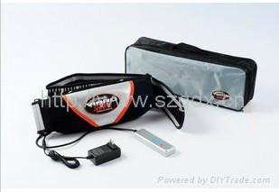 Vibro massage belt with heat 2