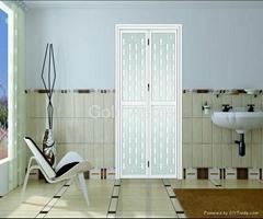 Small folding doors