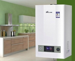 wall mounted gas combi boiler for heating and domestic hot water C(LCD) series