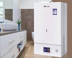 wall mounted gas combi boiler for heating and domestic hot water E series