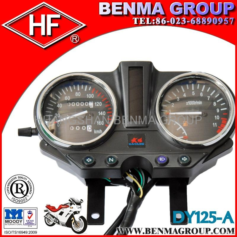 Motorcycle Meter Motor Instrument Panel Motorcycle Parts