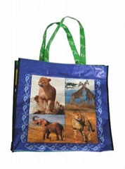 laminationed woven bags