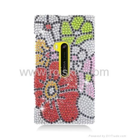 diamond pc case for Nokia Lumia 920,for Lumia 920 case - NK-920-056