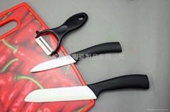 Shark series ceramic knife