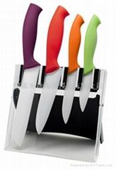 5PCS Ceramic Knife Set