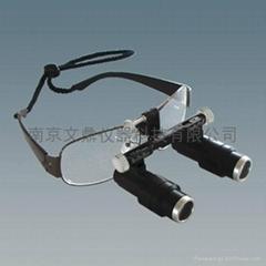 FD-501(4.0X) 眼鏡架式放大鏡