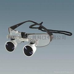 FD-501(2.5X) 眼鏡架式放大鏡