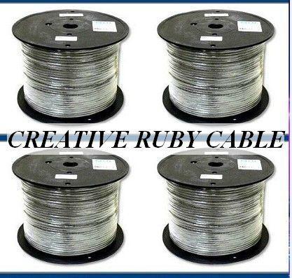 4 Pair Cat6 Utp Cable External 1004 Qin Ruby Oem