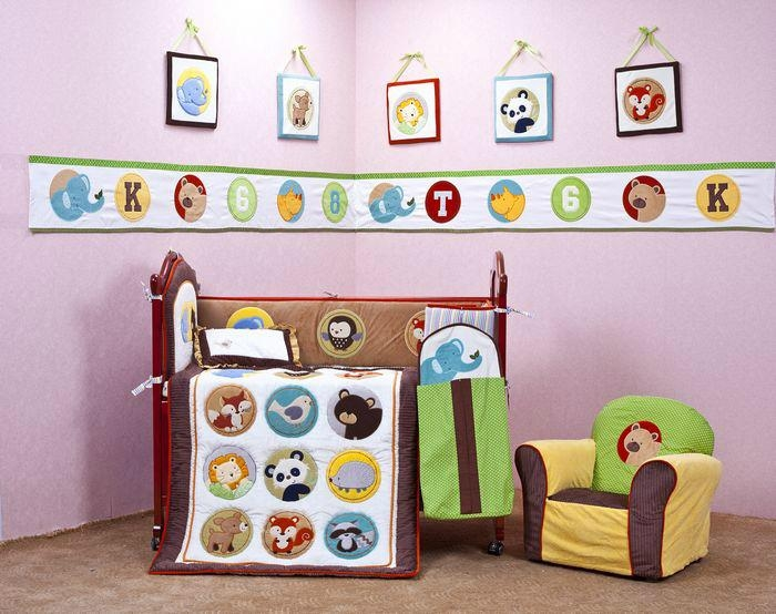 Baby bedding set 1