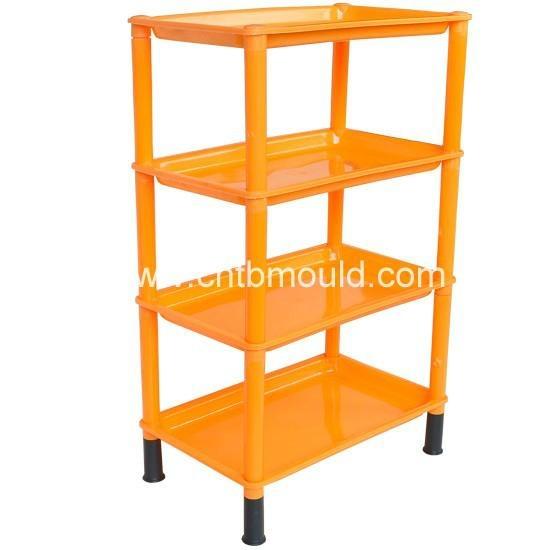 Plastic Shelf Mould 1