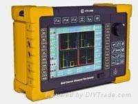汕头CTS-2008型便携式多通道超声波探伤仪
