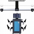 PRECISE 3D WHEEL ALIGNMENT--AMT-70G