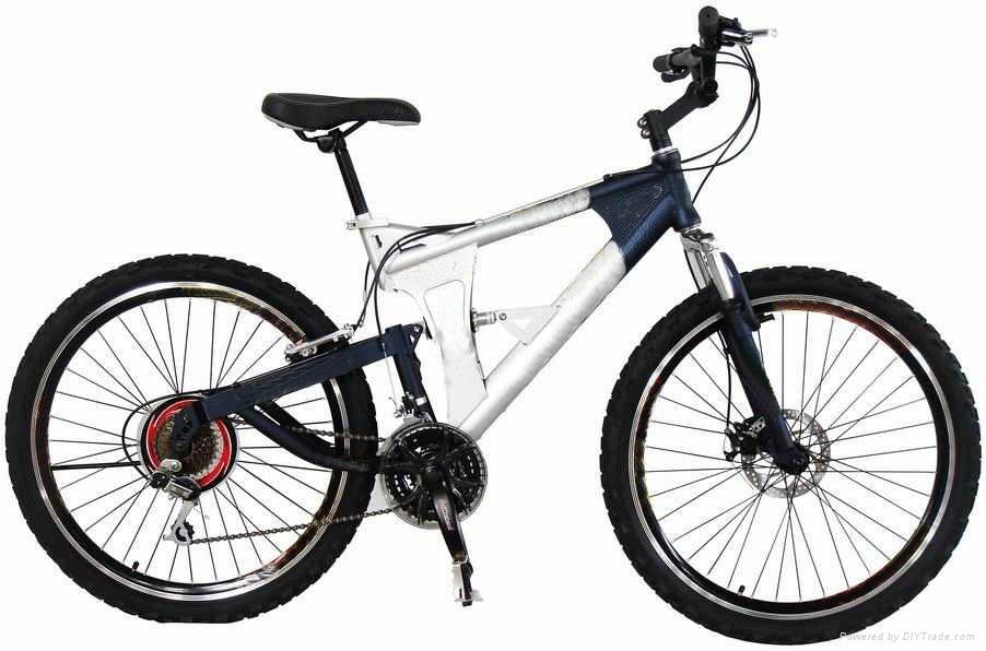 mountain bike 1