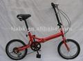 16inch folding bike