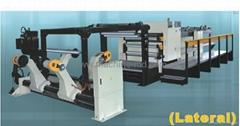 High Speed Jumbol Roll Paper Cutting Machine