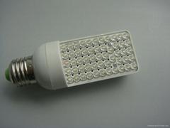 LED horizontal plug lights