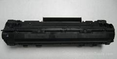 打印机硒鼓HP436A  CB436A打印机墨粉盒