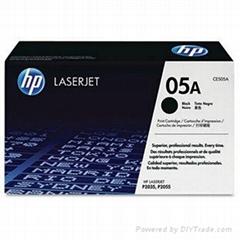 批发HPCE505A打印机硒鼓激光粉盒