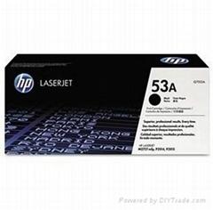 出售Hp7553A打印机硒鼓粉仓盒