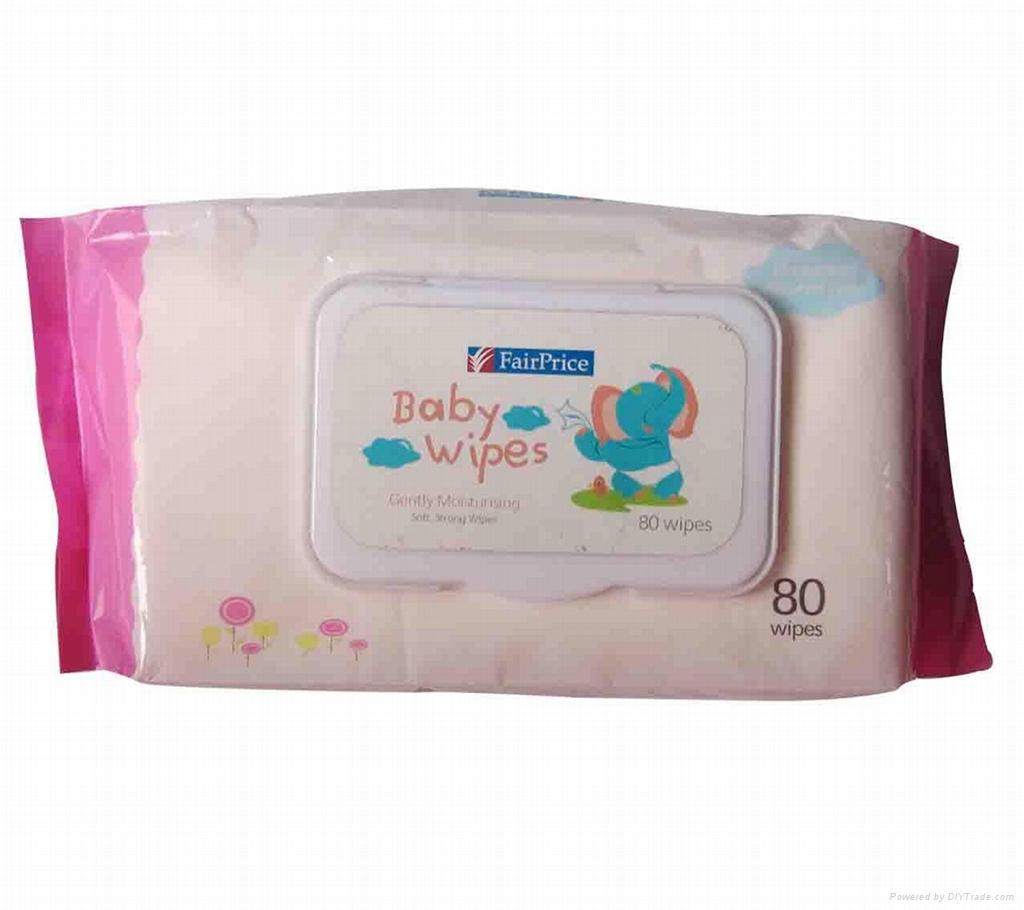 OEM Baby Wipes 80Wipes 1