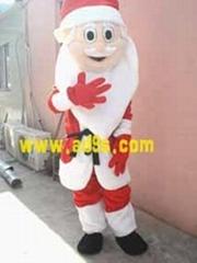 蘇州聖誕老人卡通衣服租賃