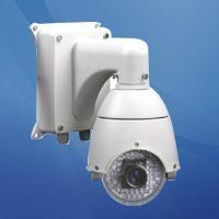 4.5 inch mini size high speed camera with SAMSUNG 10X zoom camera IR 50-70M 3