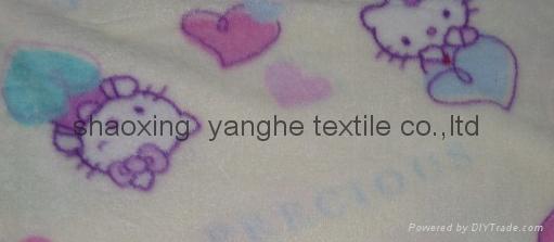 摇粒绒毯子 3