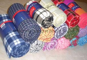 摇粒绒毯子 4
