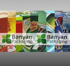Beverage carton boxes