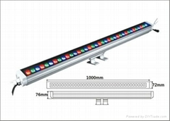 LED Wall Washer Light LED Linear Floodlight